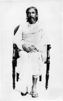 Sri Aurobindo during his pre pondy days
