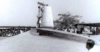 Auroville Foundation Ceremony