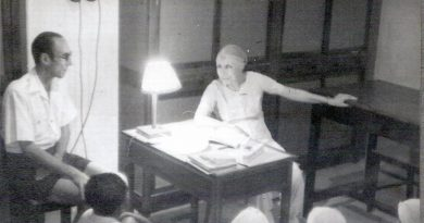 The Mother Mirra Alfassa of Sri Aurobindo Ashram