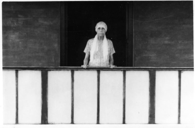 The Mother of Sr Aurobindo Ashram