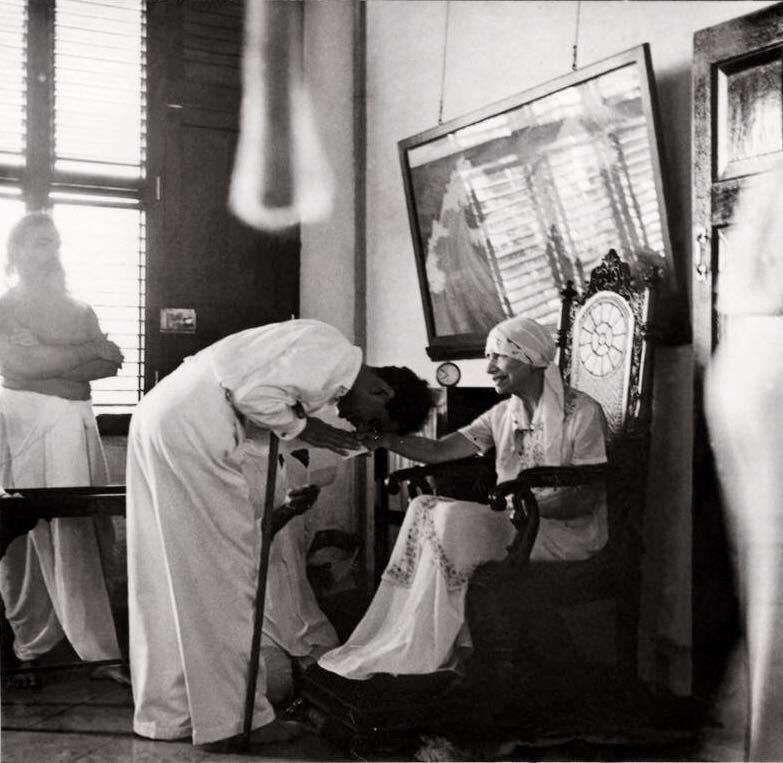 Sri Aurobindo on The Mother