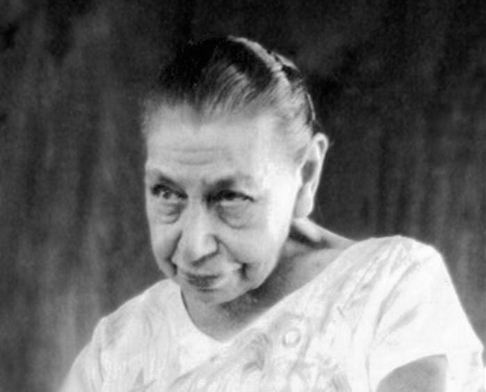 The Mother, Mirra Alfassa of Sri Aurobindo Ashram