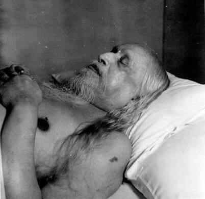 Sri Aurobindo gave his life so that we may be born into the Divine Consciousness. -The Mother