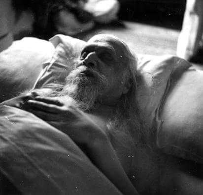 """When I asked Him (December 8, 1950) to resuscitate his body, He clearly answered: """"I have left this body purposely. I will not take it back. I shall manifest again in the first supramental body built in the supramental way."""" -The Mother"""