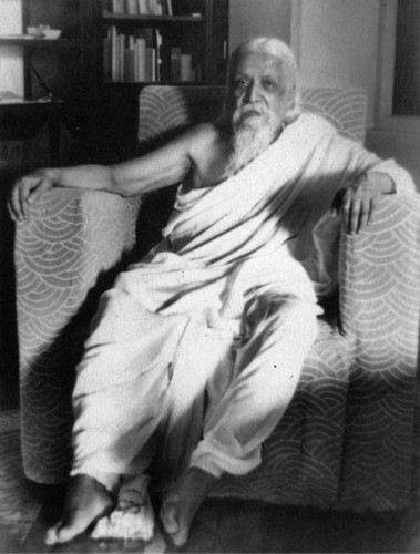 The Guru is the channel or the representative of the manifestation of the Divine. according to the measure of his personality or his attainment; but whatever he is it is to the Divine that one opens in opening to him.