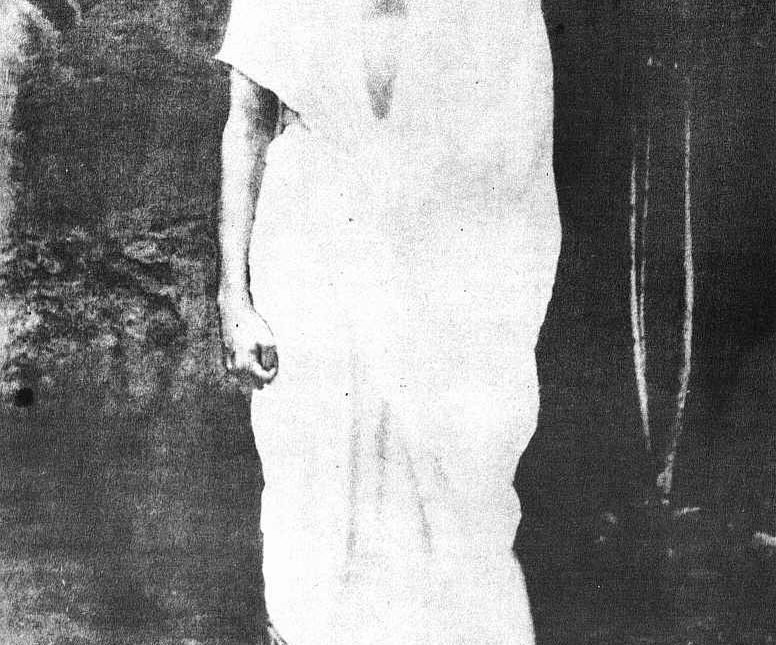 Lele finally told him to put himself entirely into the hands of Divine within and move only as he was moved and then he would need no instructions either from Lele himself or anyone else. This henceforward became the whole foundation and principle of Sri Aurobindo's Sadhana.