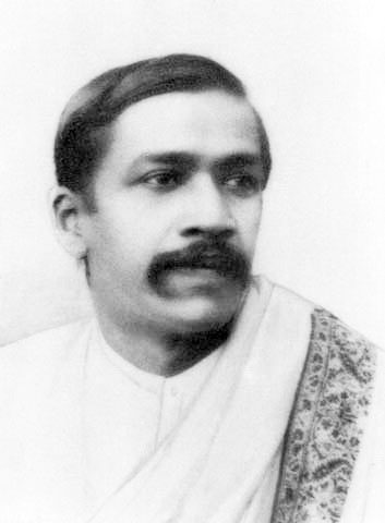 Sri Aurobindo started his Sadhana at Baroda in 1904 on his own account after learning from friend the ordinary formula of pranayama. Afterwards the only help he received was from the Maharashtrian Yogi, Vishnu Bhaskar Lele, who instructed him how to reach complete silence of the mind and immobility of the whole consciousnesses . This Sri Aurobindo was able to achieve in three days with the result of lasting and massive spiritual realisations opening to him the larger ways of Yoga.