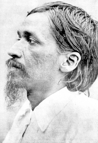 """When I was arrested and hurried to the Lal Bazar Hajat I was shaken in faith for a while, for I could not look into the heart of His intention. Therefore I faltered for a moment and cried out in my heart to Him, """"What is this that has happened to me? I believed that I had a mission to work for the people of my country and until that work was done. I should have Thy protection. When then am I here and on such a charge ?"""" A day passed and a second day and third, when a voice came to me from within ,""""Wait and see""""."""
